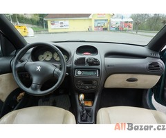 Peugeot 206 roland garros