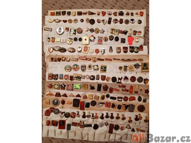 Sbírka odznáčků