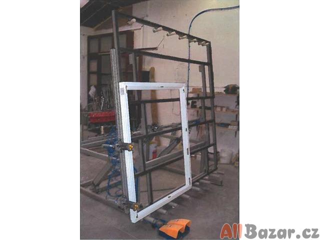 Okovací montážní stůl MSKR-2500