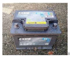 Prodám Autobaterii EXIDE Premium 64Ah 12V 640A