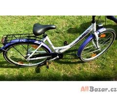Prodám krásné,nové,nejeté dětské Alu kolo pro věk 9-14let