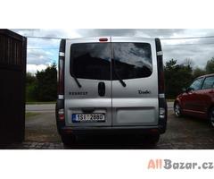 Renault Trafic 140 dCi, 2.5 99 kW Long, r.v. 2006