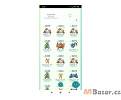 Pokémon Go Účet (30× Mewtwo)