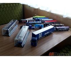 Prodám speciální limitované modely pro sběratele, viz foto.