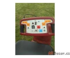 Elektrická tříkolka