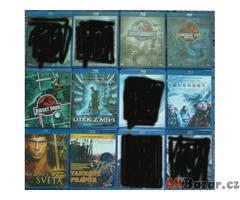 prodám bluray filmy