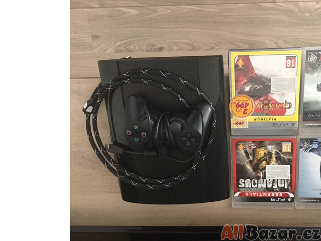 PS3 SUPERSLIM 500GB