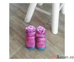Dětské boty protetika kids