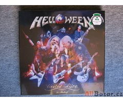 Box 5 LP - Helloween-United Alive in Madrid - luxusní.
