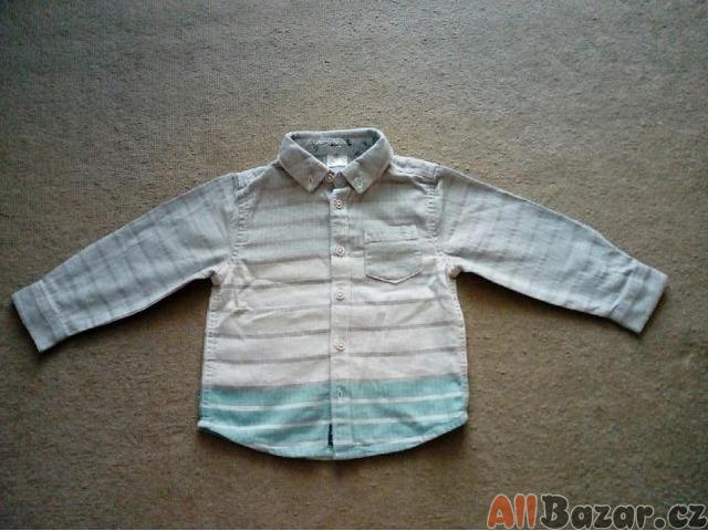Chlapecká společenská košile