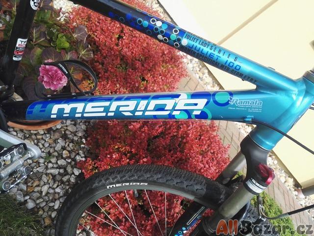 Dámské horské kolo - MERIDA - pravidelný servis
