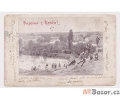 Koupím z okresu KLADNO různé fotografie a dokumenty (z let 1880 - 2000)