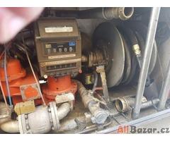 11m3 PHM cisterna ADR DAF