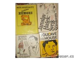 Prodám knihy na fotkách