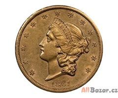 Zlatý Dvaceti dolar $$$$