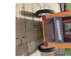 vozík pro pejsky