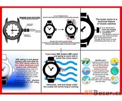 "Ruské nerezove hodinky VOSTOK - Komandirskie (Amfibia)"""