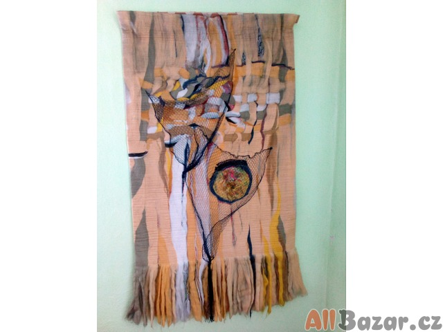 tapiserie - vosí hnízdo