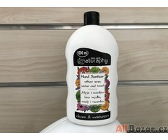 Dezinfekční gel na ruce 1000 ml