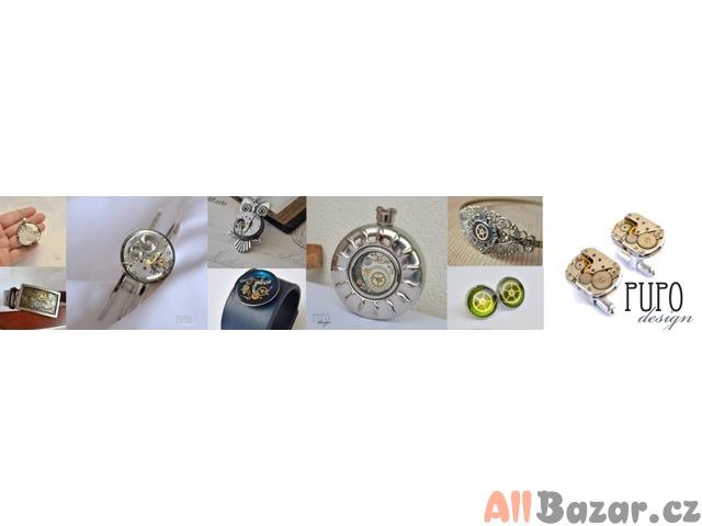 Pupo design originální šperky