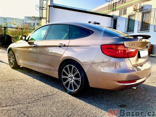 BMW GT3 2014, 2.0, 105 kW,  top stav