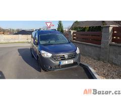 Dacia Docker Van benzin + LPG