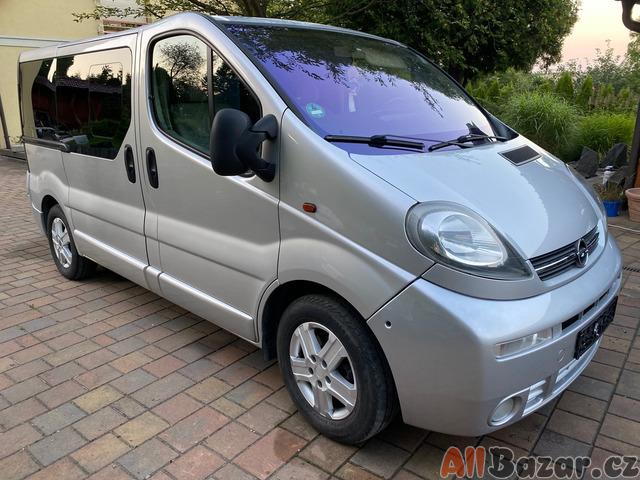 Opel Vivaro Life Westfalia 2,5 DTI 99kW - 7 míst