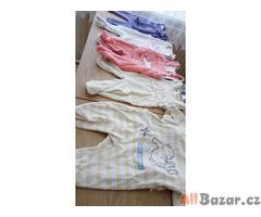Novorozenecké oblečení