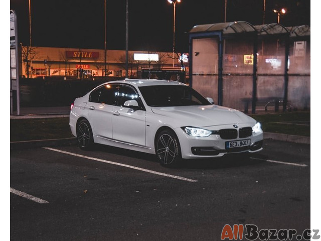 BMW 3 Sedan F30 105kw 2014 Verze Sport