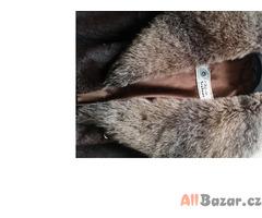 Kabát s koňské kůže KARA