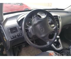 osobní auto Hyundai Tucson SUV 4x4, LPG,nová technická