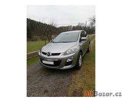 Mazda CX-7  4x4; 2,2 MZR-CD Diesel