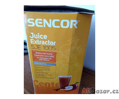 Moderní odšťavňovač Sencor, nerez