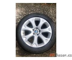 BMW X5 - zimní sada kol