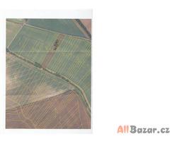 Prodej zemědělských pozemků Polešovice okres Uherské Hradiště orná půda 3878 m2
