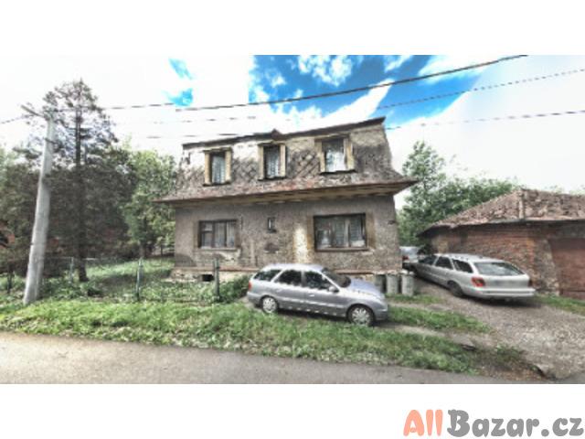 Pronajmu Dum o dvou bytovych jednotkach v Petřvaldě u Karvine.