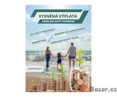 E-Book od zajetého živnostníka aneb Jak začít podnikat
