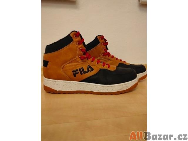 Chtěl bych prodat boty FILA