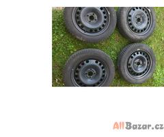 4x zimni pneu 195/55 r16 87V Fulda MultiControl