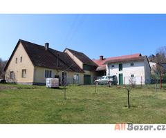 Rodinný dům na Tachovsku, u Přimdy