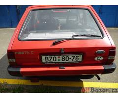 Ford Fiesta - veterán