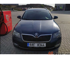 Škoda Superb combi II facelift 2.0 TDI