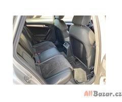 AUDI A4 B8 3.0 TDI 150kw -manuál---krásný stav