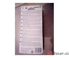 Safety zámky na skříň a zásuvky