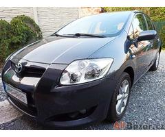 Toyota Auris 1.6 dual VVT-i (91kW)
