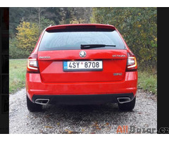 Škoda Octavia III combi facelift RS, 2.0TDI, manual