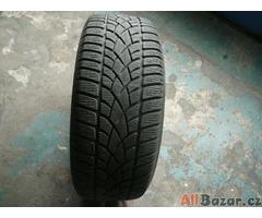 Zánovní kola a pneu (zimní vzorek) pro BMW