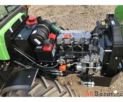 malotraktor Vega 36 HP Comfort NOVÝ