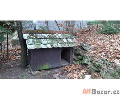 Prodám boudu pro psa
