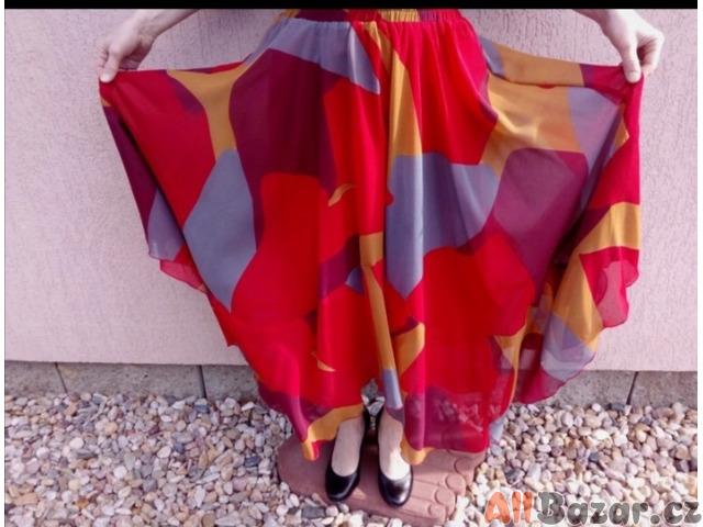 Dlouhá dámská sukně Bonprix, S-M